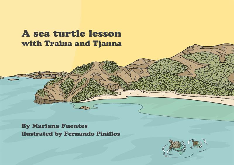libro tortugas marinas