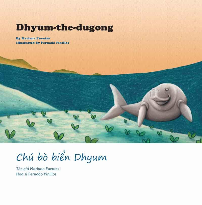 Chú bò biển Dhyum